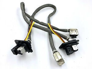 2x New OEM BMW F30 F31 F34 F10 F11 F01 F02 Xenon HID Ballast to D1S Bulb Wire