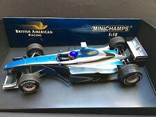Minichamps - Jacques Villeneuve - BAR - Supertec - Testcar - 1:18 - 1999