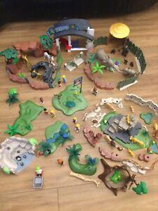 Playmobil Large Zoo Bundle
