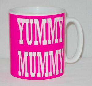 Yummy Mummy Mug Can Be Personalised Great Beautiful Mum Mummy Mother's Day Gift