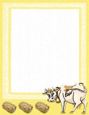Cow Stationery Printer Paper 26 Sheets