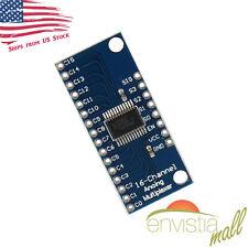 CD74HC4067 16-Channel Analog Digital Multiplexer Breakout Board Module / Arduino
