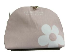 MARC JACOBS Daisy Love Light Pink Clutch/Pouch/Makeup/Cosmetic Bag - New