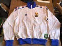 Adidas Originals Track Top World Cup France Carre Magique 1982 RARE Sz M Vintage