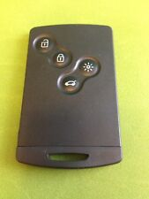 RENAULT LAGUNA 3 KEYLESS 4 BUTTON REMOTE KEY CARD PCF7952 CHIP CAN CUT & CODE