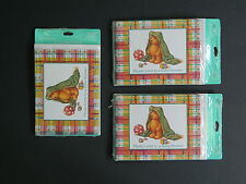 Hallmark Baby Shower Invitations - 3 Packs, 8 Each - Total 24 Party Invites New