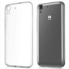 Cover Custodia Trasparente Slim Tpu Per  Huawei Y 6 SCL-L01