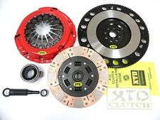 XTD STAGE 3 DUAL FRICTION CLUTCH & RACE FLYWHEEL KIT IMPREZA WRX LEGACY GT 2.5L