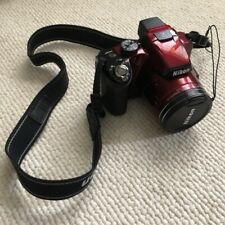 Nikon COOLPIX P510 16.1MP Digital Camera - Red WITH BAG