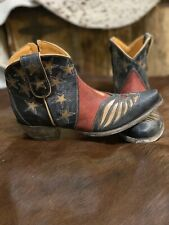 United shortie boot by Old Gringo
