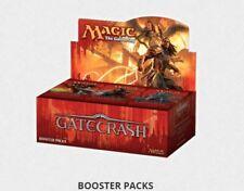 1x GTC Booster BOX Pack MTG Magic GATECRASH English Factory Sealed/New x1