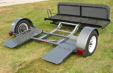 "2018 Tandem TD40 Tow Dolly Model 24 - Tows Vehicle Up to 78"" Wide & Scooter"