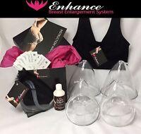 Enhance Breast Enlargement/ Enhancement Beauty System - pump bosom enhancer