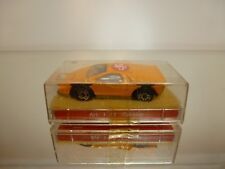 POLITOYS J13 ALFA ROMEO CARABO - STP - DARK YELLOW 1:66 - GOOD CONDITION IN BOX