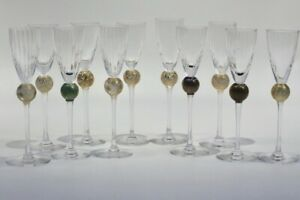 Union Street Glass Goblets