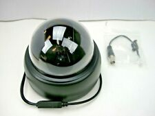 1.3 Megapixel Indoor 4-9mm Vari Focal Dome Carmera (NOS)(QTY 1 ea)A04-3