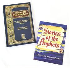 Histoires des Prophètes Darussalam/histoires des prophètes UKIA - 2 livres