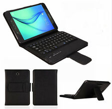 Bluetooth Wireless Keyboard Case Stand For Samsung Galaxy Tab A 8.0 T350 P350
