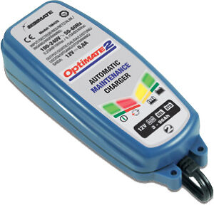 OptiMate 2 battery charger maintainer 12 volt