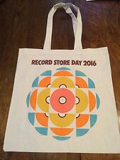Official Record Store Day 2016 Tote Bag Rsd