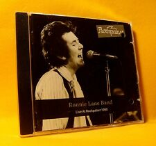 NEW CD Ronnie Lane Band Live At Rockpalast 1980 13TR 2013 Folk Rock, Rock & Roll