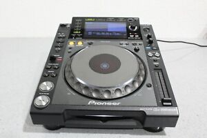 Pioneer CDJ-2000NXS Multi-Media Digital DJ Player Fully Tested & Updated