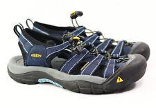 KEEN Newport H2 Waterproof Women's Size 7 Mens Size 5 Navy Blue Sport Sandals