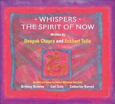 Deepak Chopra M.D. - Whispers the Spirit of Now [New CD]