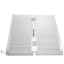 3' Fold Portable Aluminum Wheelchair Ramp Mobility Threshold Handicap Suitcase