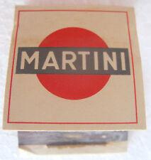MARTINI & ROSSI - matchbox, boîte d'allumettes VINTAGE