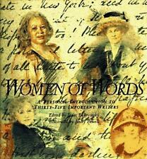 Women of Words: A Personal Introduction to Thirty-Five Important Writers...