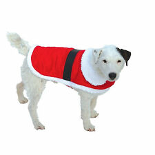 "Armitage Christmas Dog Santa Coat M 360mm (14"") Am10781"