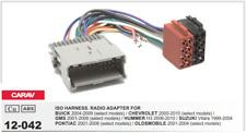 CARAV 12-042 Conector ISO OEM Adaptador BUICK CHEVROLET OLDSMOBILE GMS PONTIAC