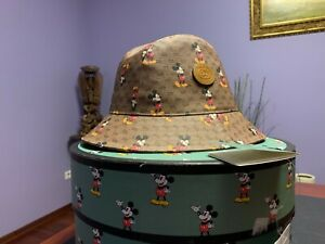GUCCI x Disney Bucket Hat M