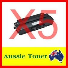 5x HIGH YIELD for DELL B1260 B1260dn 1260 1260dn Toner Cartridge Black Laser