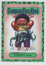 2011 Topps Garbage Pail Kids Flashback Series 2 Gross Green #55b Tommy Ache 0b5