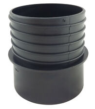 Charnwood 100QCTapered Quick Connector For 100mm Dust Extraction Hose (RH)