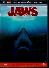 Jaws Anniversary Collector's Ed - Digital Surround Widescreen Hard to find! NEW!