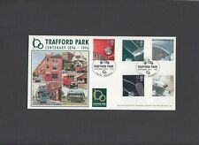 1996 Classic Cars Trafford Park Centenary Manchester Dawn Official FDC