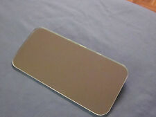 1966 -76 GM and  skylark, chevelle, cutlass GTO sun visor vanity mirror