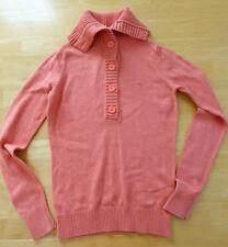 ESPRIT Baumwoll Pullover Gr. S / 36 hummer lachs