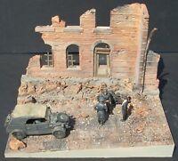 Dioramas Plus DP19 Italian Ruins 1/35 Diorama Base Building Room For A Tank!