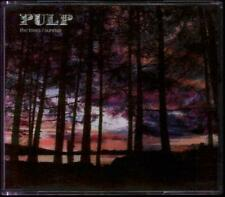 PULP The Trees/Sunrise  CD 3 Tracks Inc The Trees Felled By I Monster