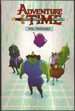 ADVENTURE TIME PIXEL PRINCESSES W/ LSP ORIGINAL GN VOL 2 KABOOM 2013 SC TPB  NEW