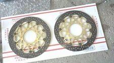 05 06 07 08 Suzuki GSXR 600 750 1000 BREMBO Front Rotors (Gold)