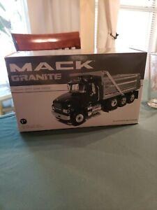 First Gear 1/34 N.A.P. Asphalt Mack Granite Tri-Axle Heavy Duty Dump Truck 94