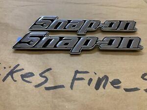 A5 Caja De Herramientas Adhesivo-Garaje Taller broma explanada Snapon salud y seguridad