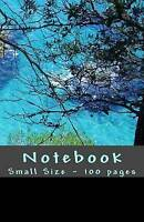 Notebook - Small Size - 100 pages: Original Design Nature 1 by Victoria Joly