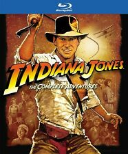 Indiana Jones: The Complete Adventures (Blu-ray - Boxset)