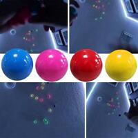 Fluorescent Sticky Wall Ball Sticky Target Ball Decompression Toy Gift NE W